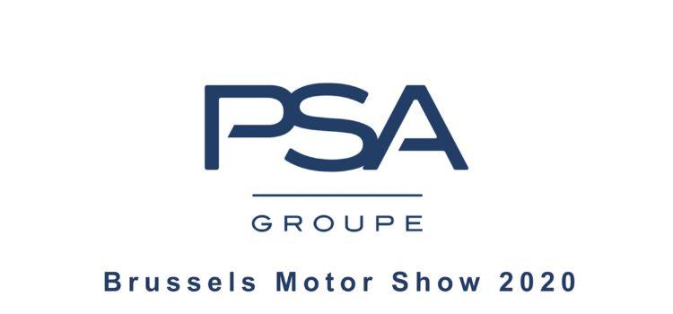 PSA ouvre sa saison 98e Brussels Motors Show (publi-rédactionnel)